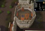 Simple clue Lumbridge left tower chest