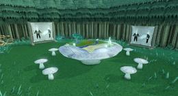 Fairy Tale II War room