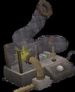 Runestone accelerator