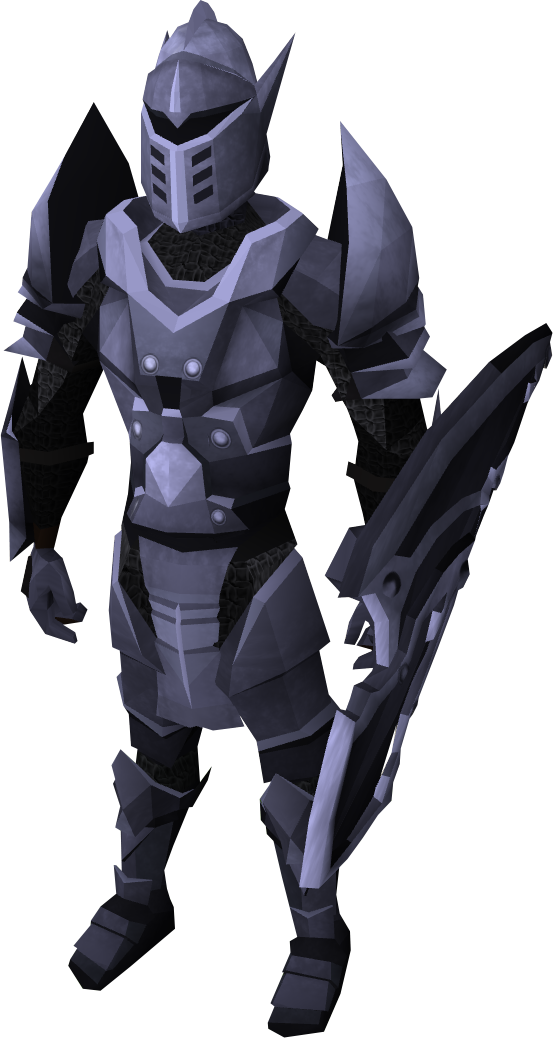 how to force a shark outfit set in invention