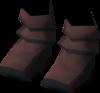 Promethium boots detail