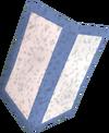 Training shield detail