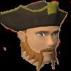 Captain Bentley chathead