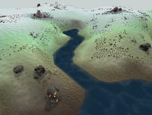 Frem Isles east copper