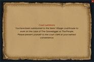 Gravedigger Summons