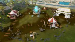 The Clan Camp
