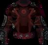 Death Lotus chestplate detail