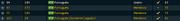 Brazilian server list