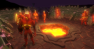 Deep Wilderness Dungeon fire giants