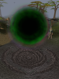 Portal (Lumbridge) week 2