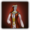 Dervish outfit icon (female)