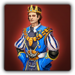 Monarch outfit icon (male)