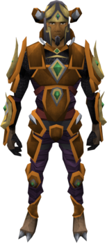 Ramokee outfit male equipped