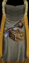 Construction cape (t) detail