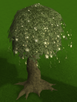 Magic tree built