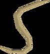 Bowstring detail
