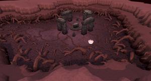 Body Altar inside