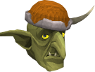 Guard goblin Narogoshuun chathead