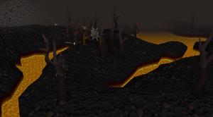Lava Maze entrance old