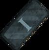 Rune ingot I detail