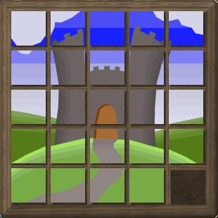 Castle puzzle solved
