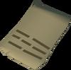Dodgy flyer detail