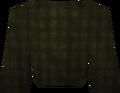 Black desert shirt detail