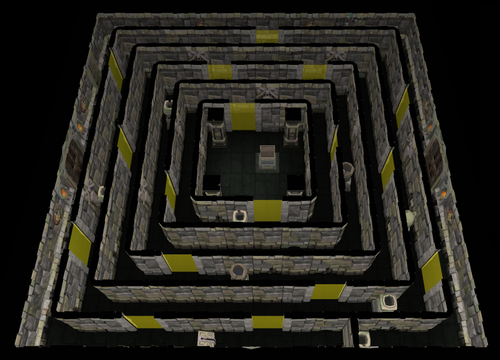 Toxin maze