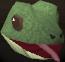 Gecko (green) chathead