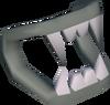 Monkey dentures detail