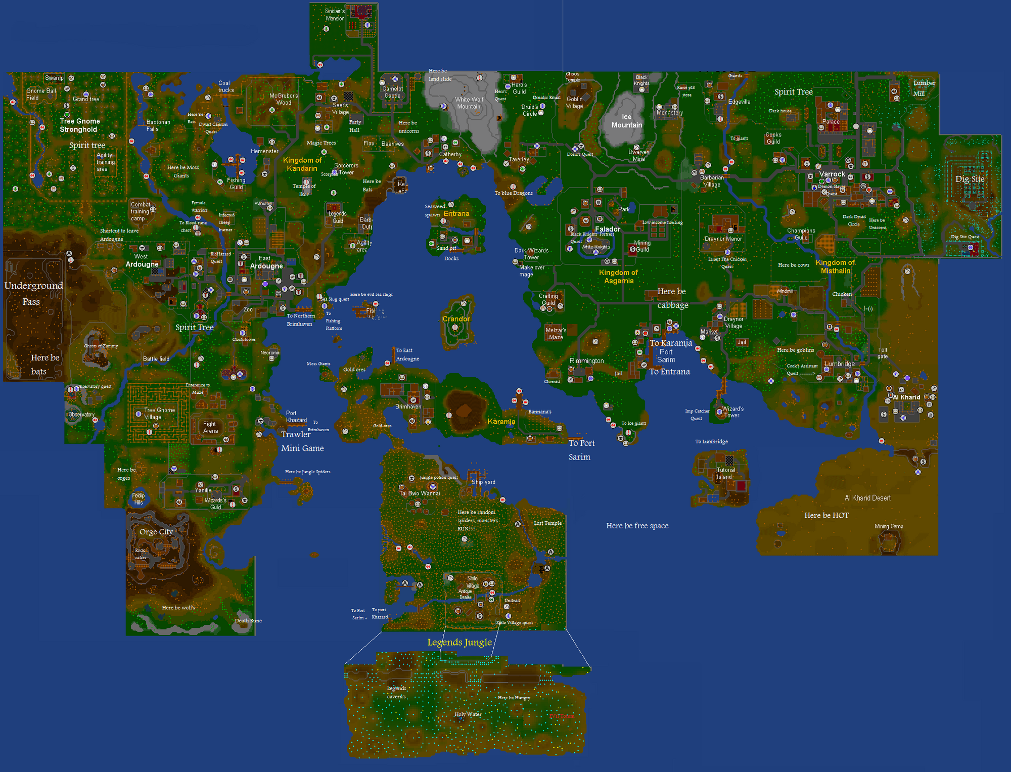 runescape map world map runescape runescape world map full  - image august mappng runescape wiki fandom powered by wikia