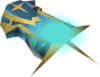 Icyenic bowstaff detail