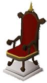 Mahogany throne2
