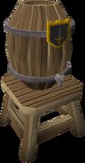 Asgarnian ale (barrel) built