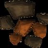 Copper ore detail