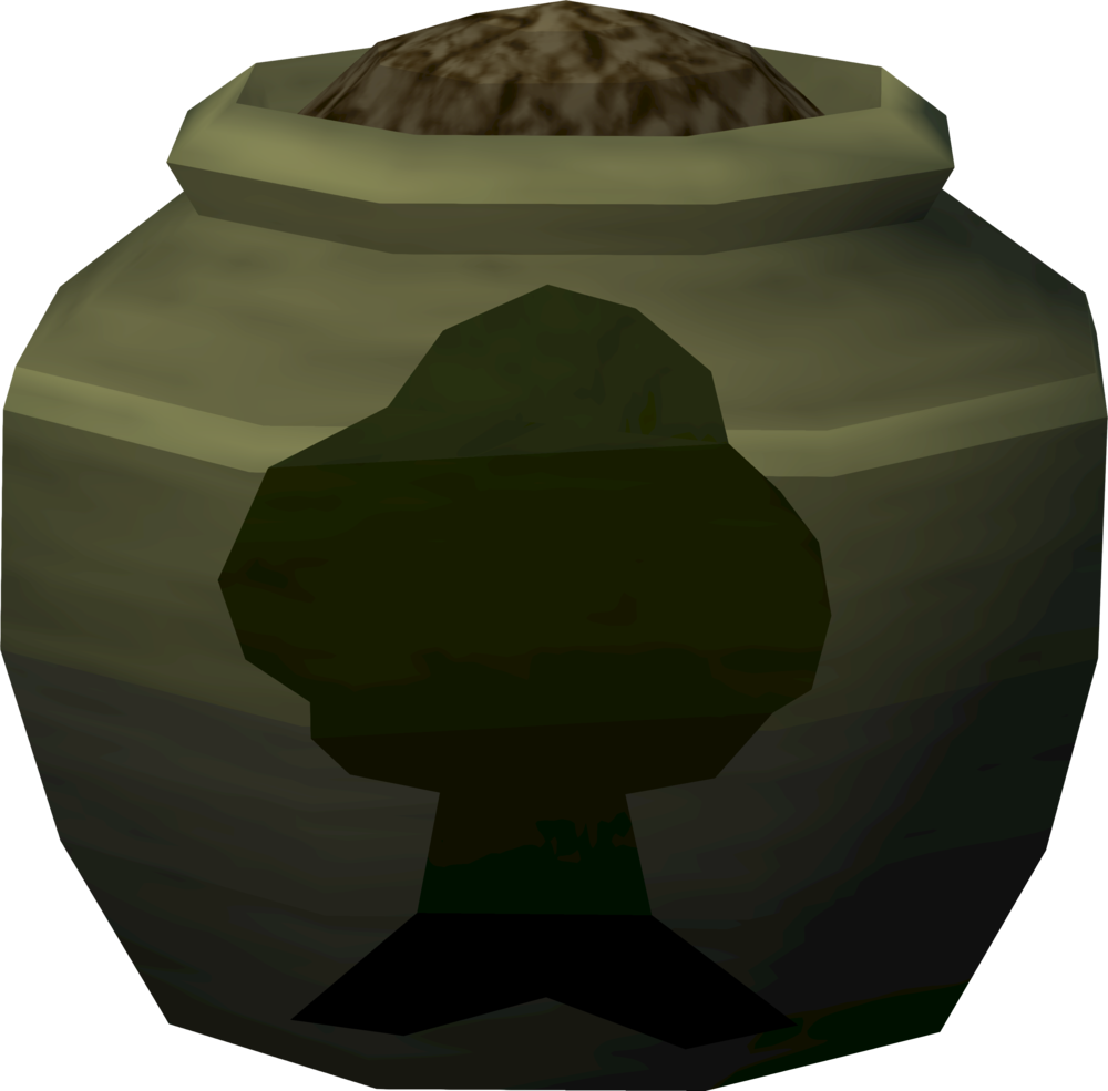 Fragile woodcutting urn (full) detail
