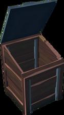 Compost Bin (open)