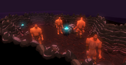 Deep Wilderness Dungeon hill giants