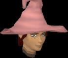 Pink hat chathead
