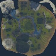 Detailed prifddinas ground