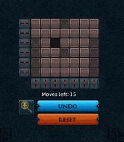 Elemental Workshop III body puzzle interface