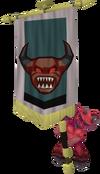 Banner carrier (lesser demon)