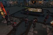 Black Knights scheming