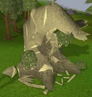 Dead evil tree