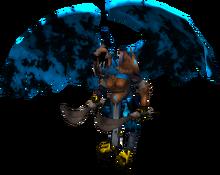 Spiritual warrior (Armadyl)