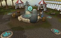 Clan Citadel portal ritual
