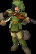 Monastery Musician