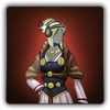 Tribal outfit icon (female)