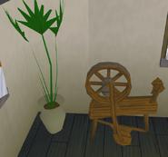 Spinning wheel (Crafting guild)