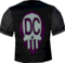 Deathcon t-shirt detail
